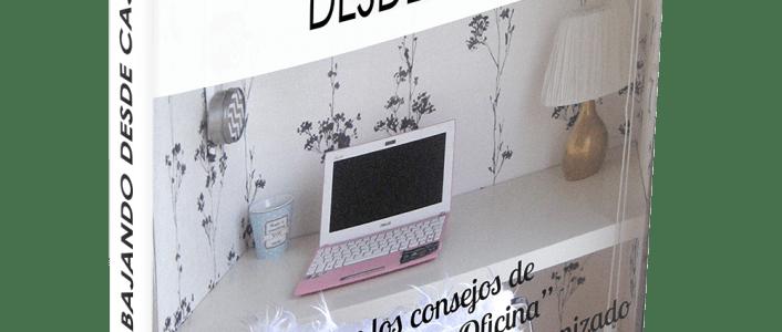"""""""Organízate Trabajando desde Casa"""" Amazon Kindle E-book"""
