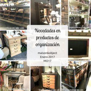 Novedades en Organización Feria Maison&Objet Febrero 2017