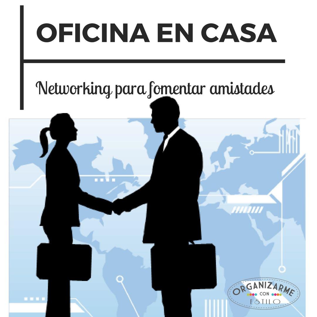 Organizadora Profesional Networking