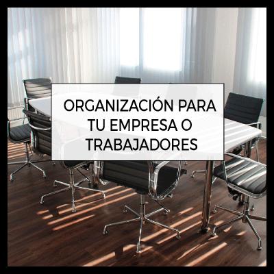 organiza tu empresa o trabajadores. orden en la oficina