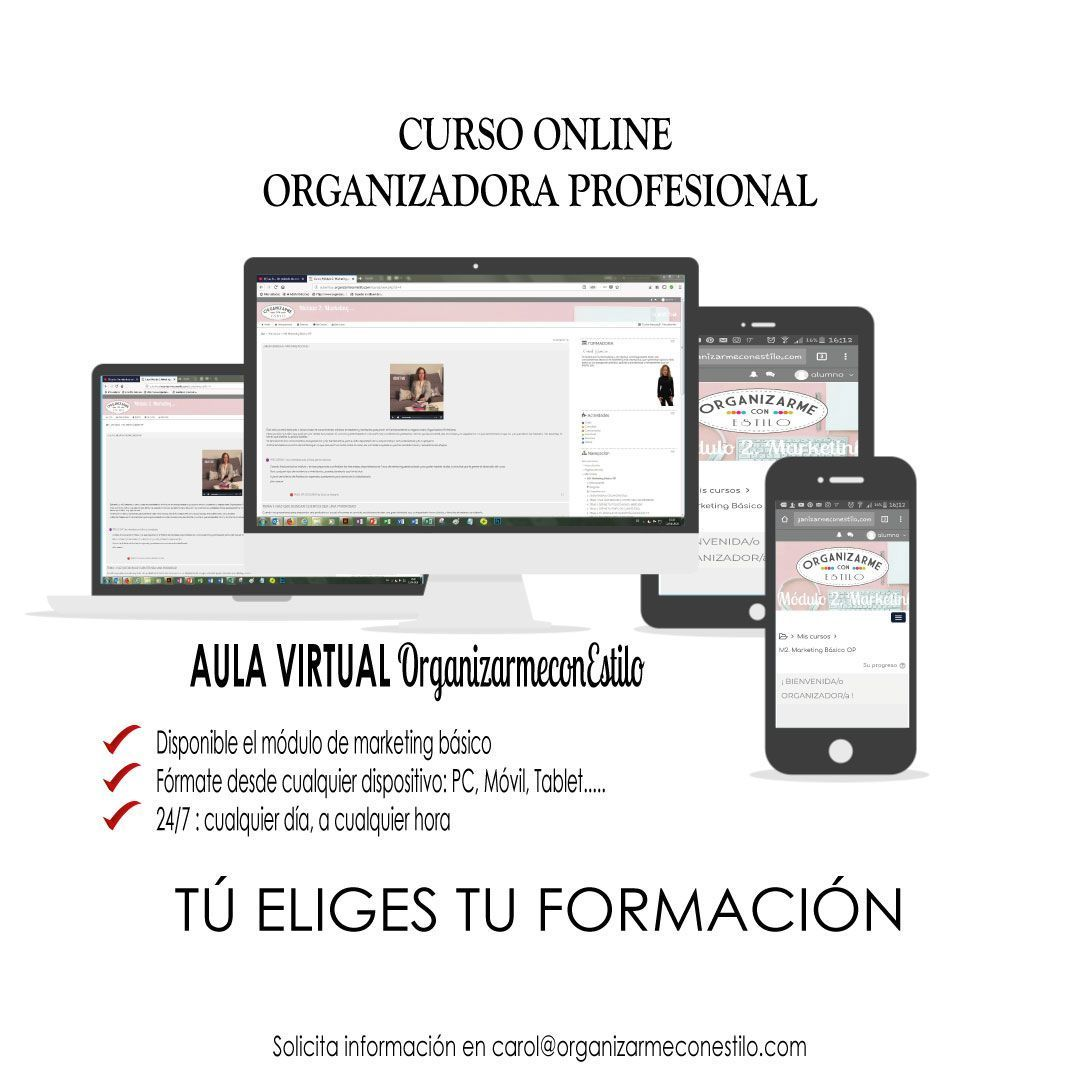 Módulo 2. Marketing para Organizadores Profesionales