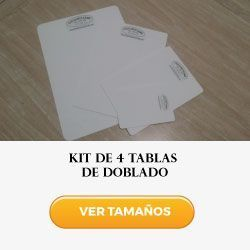 KIT TABLAS DOBLADO