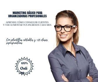 Curso Online para Organizadores Profesionales